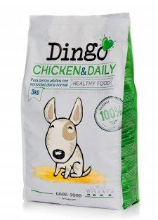 pienso dingo chicken daily para perros