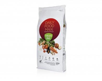 pienso natura diet daily food maxi para perros