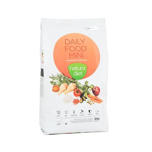 Pienso Natura Diet Daily Food Mini para perros