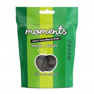 Snacks moments fruta para perros