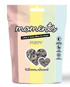 snacks moments puppy para cachorros