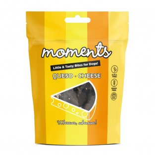 snacks moments queso para perros