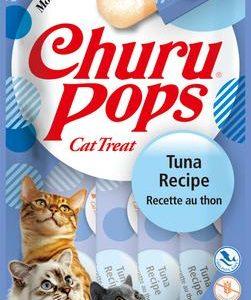 snack churu pops atun para gatos