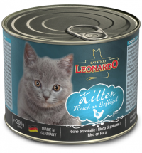 lata leonardo kitten para gatitos