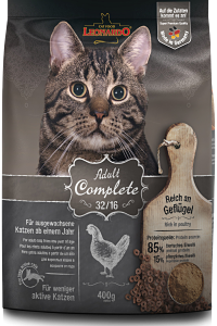pienso leonardo adult complete para gatos