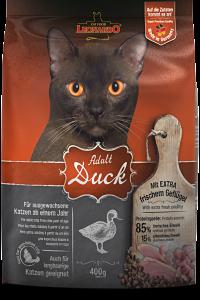 pienso leonardo adult duck para gatos