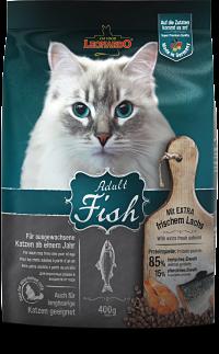 pienso leonardo adult fish para gatos