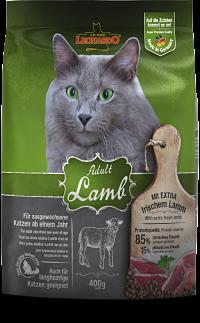 Pienso leonardo adult lamb para gatos