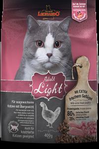 pienso leonardo adult light para gatos