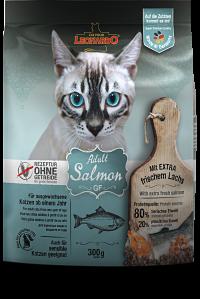 pienso leonardo adult grain free salmon para gatos