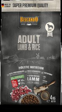 pienso belcando adult lamb & rice para perros