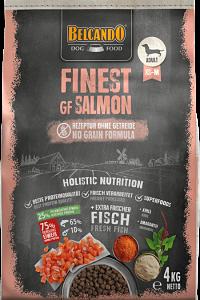 pienso belcando finest grain free salmon para perros