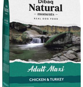 pienso dibaq natural moments adult maxi para perros